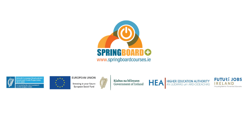 Springboard Funded Courses